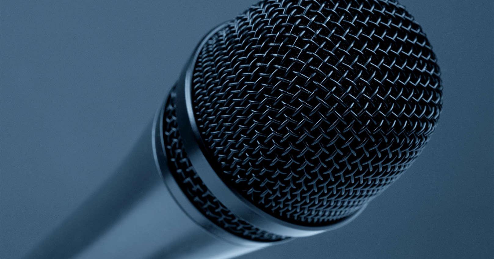 speaking engagement