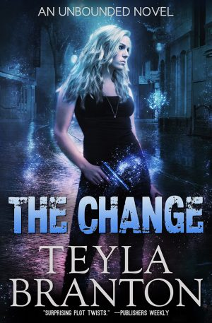Cover for The Change
