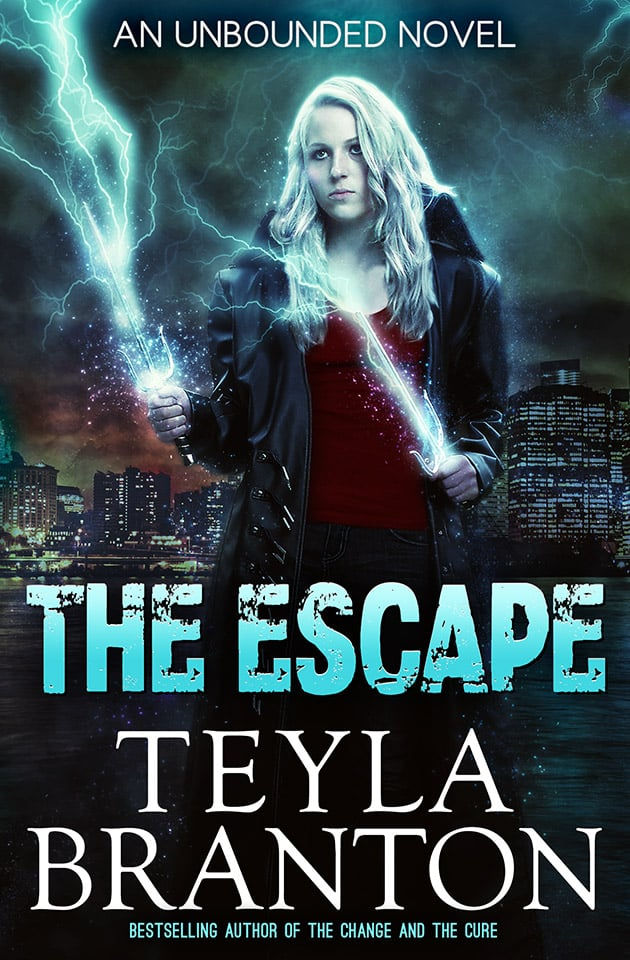 The Escape by Teyla Branton