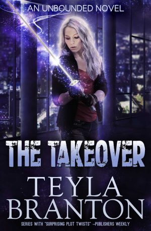 Cover for The Takeover