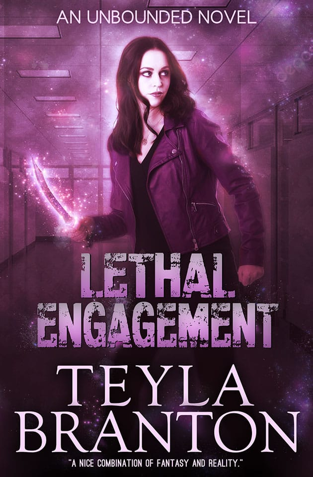 Lethal Engagment by Teyla Branton