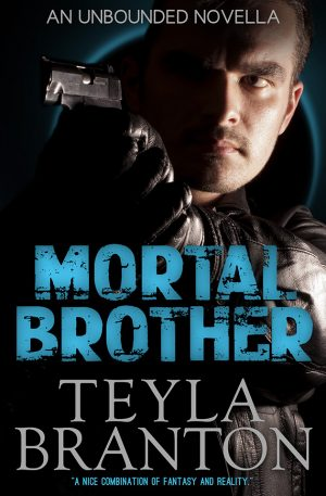 Cover for Mortal Brother