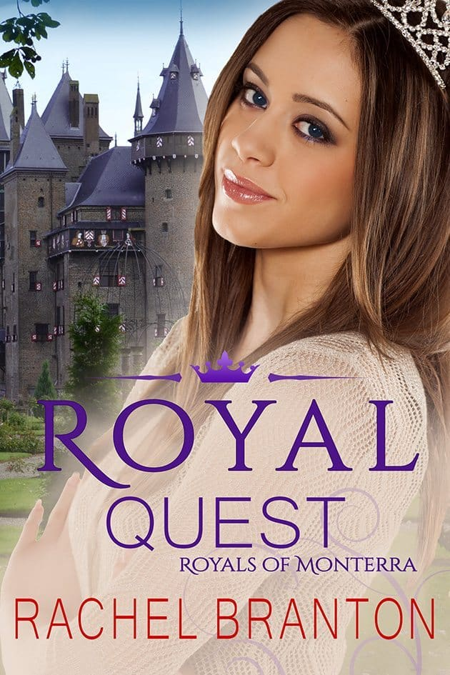 Royal Quest by Rachel Branton