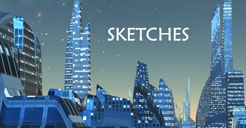 Sketches, an upcoming novel by Teyla Branton