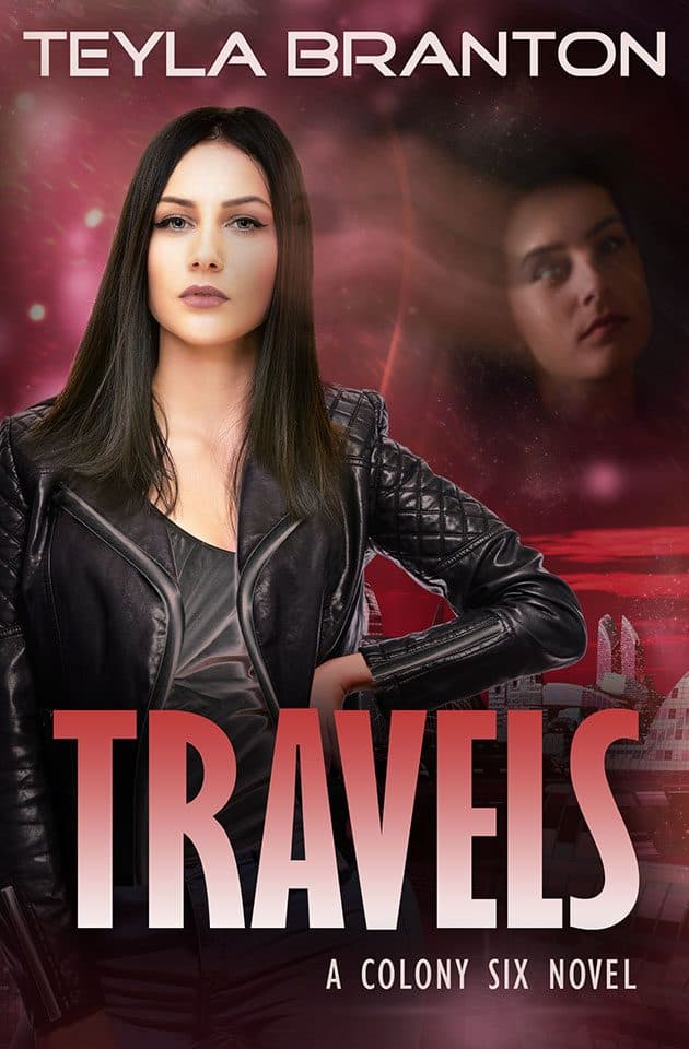 Cover for Travels